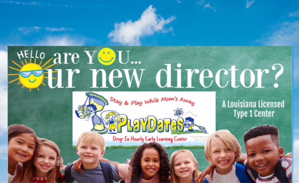 Now Hiring New Director